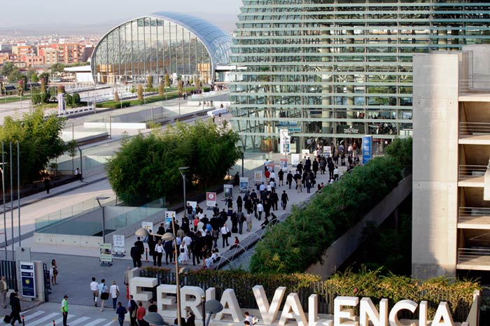 International Exhibitions Valencia on Photovoltaic Solar Energy.