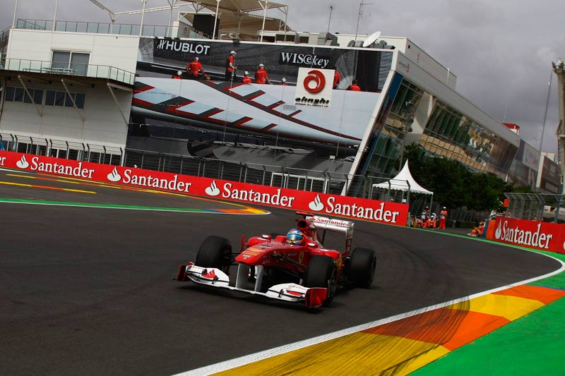 Formula 1 GP Valencia. Corporate Event