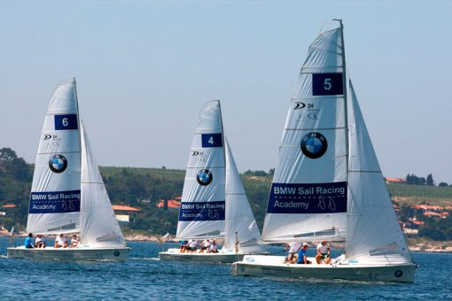 "<span lang =""es"">BMW SAIL RACING ACADEMY. Corporate Hospitality Valencia</span>"