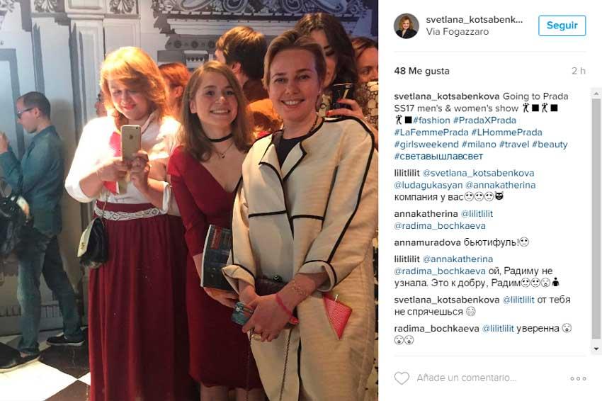 Event: La Femme and L´Homme Prada Fragances