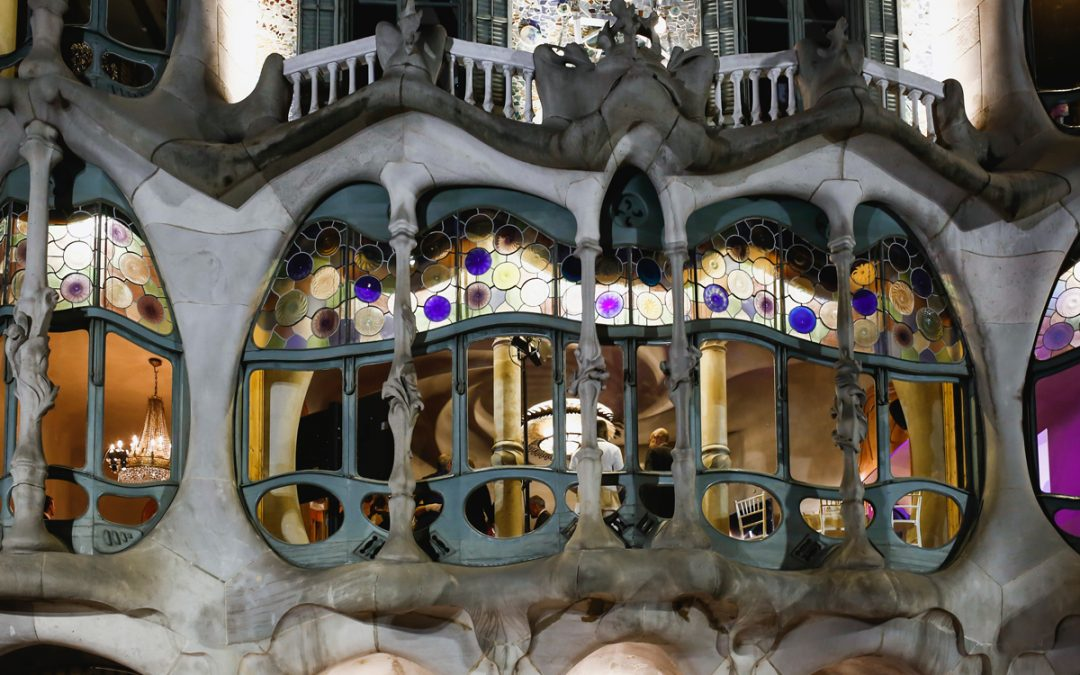 Colt 25th Anniversary in Casa Batlló – Barcelona