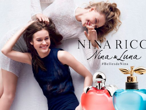 NINA & LUNA FRAGANCES – Product Launches Paris