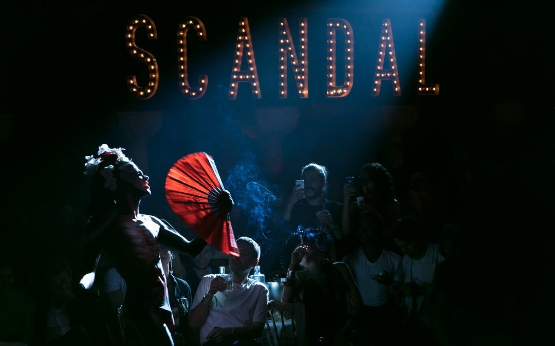 Scandal by Jean Paul Gaultier – Press Presentation Paris